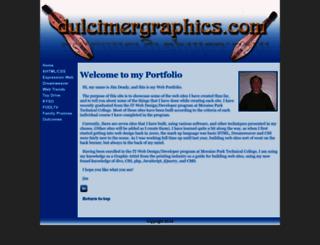 dulcimergraphics.com screenshot