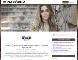 duma.forum.hu screenshot