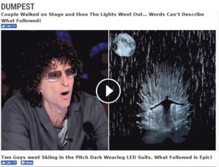 dumpest.com screenshot