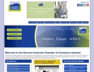 duncancc.bc.ca screenshot