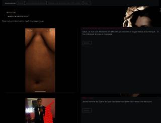 dunkerque.sanslendemain.net screenshot