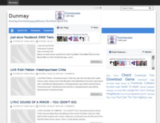 dunmayaa.blogspot.co.id screenshot