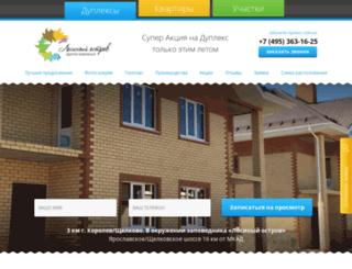 duplex.losiniy-ostrov.ru screenshot