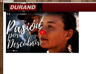 durandcomunicaciones.blogspot.com screenshot