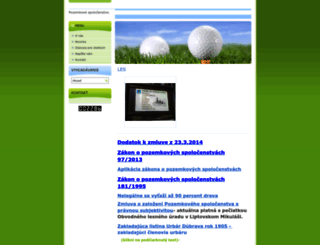 durbar.webnode.sk screenshot