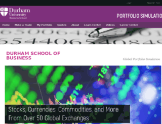 durhambstrading.com screenshot