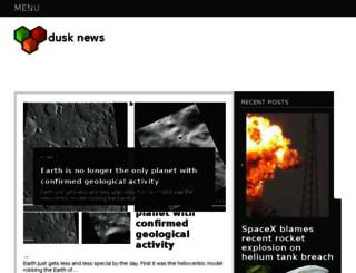dusknews.net screenshot