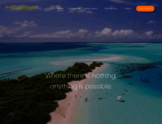 dutchdocklands.com screenshot