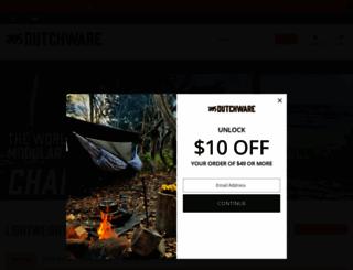 dutchwaregear.com screenshot
