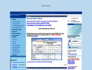 dutoang8.com.vn screenshot