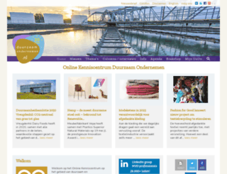 duurzaam-ondernemen.nl screenshot