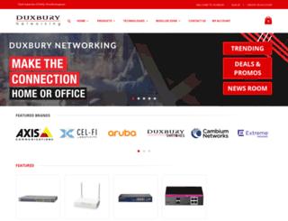 duxbury.co.za screenshot