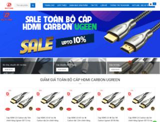 duylinhcomputer.com screenshot