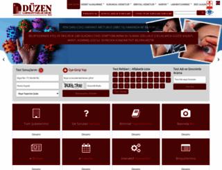 duzen.com.tr screenshot