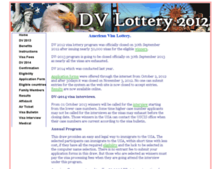 dv-2012.com screenshot