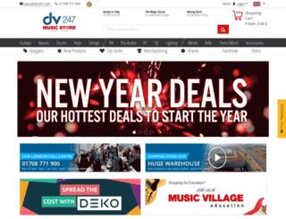 dv247.it screenshot