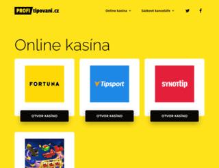 dvdsvet.cz screenshot