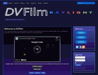 dvfilm.com screenshot