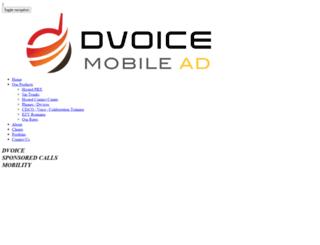 dvoicetech.com screenshot