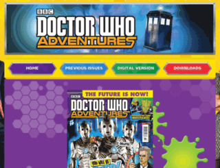 dwamag.com screenshot
