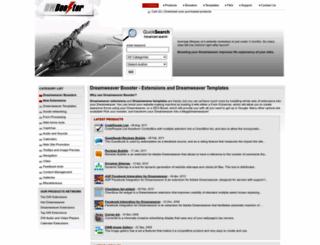 dwbooster.com screenshot