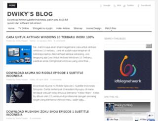 dwikysblog.blogspot.com screenshot