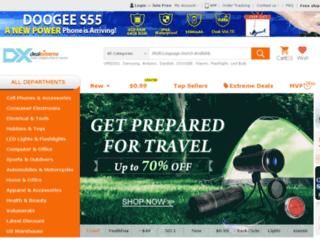 dxsoul.com screenshot