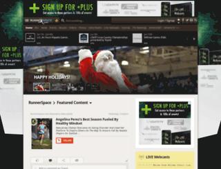 dyestat.runnerspace.com screenshot