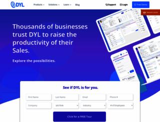 dyl.com screenshot