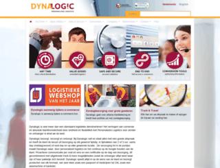 dynalogic.eu screenshot