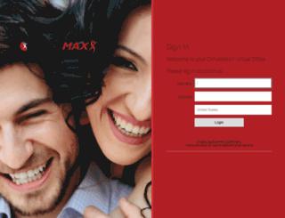 dynamaxxonline.com screenshot