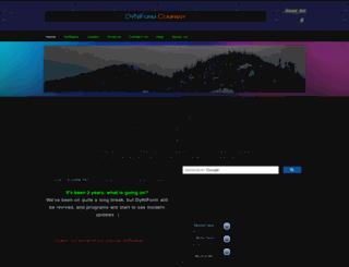 dyniform.net screenshot