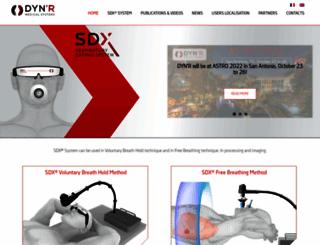 dynr.fr screenshot