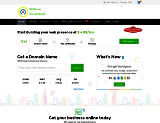 dyux.com screenshot