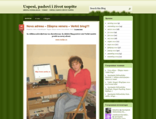 dzepnavenera.wordpress.com screenshot