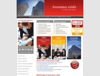 e-assurance-credit.com screenshot