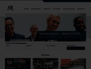 e-b-z.de screenshot