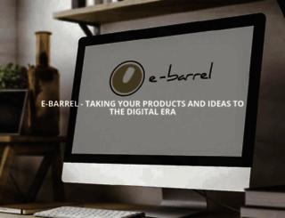 e-barrel.com screenshot