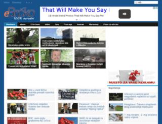 e-brcko.net screenshot