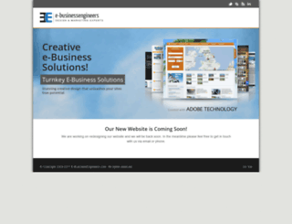 e-businessengineers.com screenshot