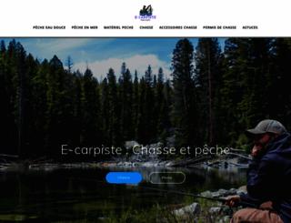 e-carpiste.com screenshot