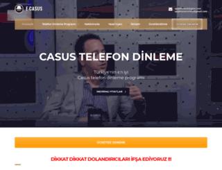 e-casus.com screenshot