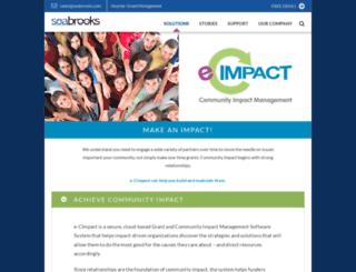 e-cimpact.com screenshot