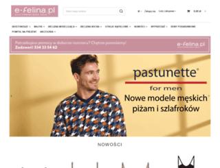 e-felina.pl screenshot
