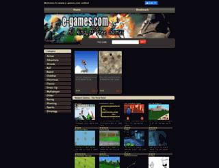 e-games.com screenshot
