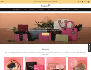 e-glampot.com screenshot