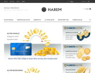 e-haremaltin.com screenshot