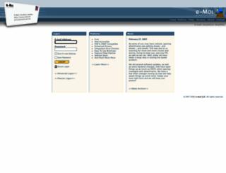 e-mol.com screenshot