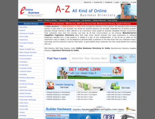 e-online-business.com screenshot