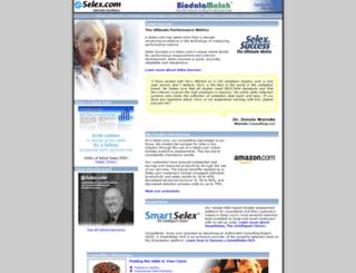 e-selex.com screenshot